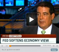 Fed Gives Muted Economic Forecast
