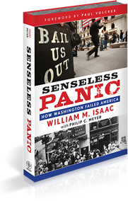 Senseless Panic - William M Isaac